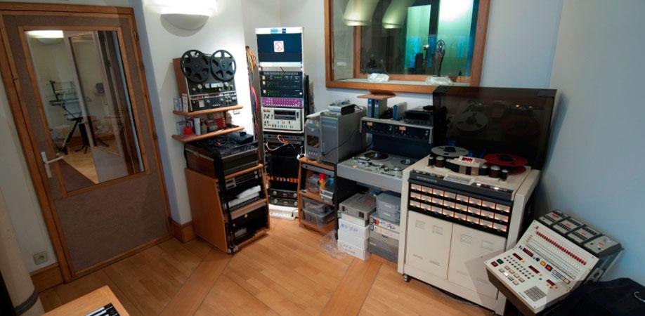 Cabine Studio E.G.P.